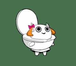 Doushite Chan 2 sticker #9543302