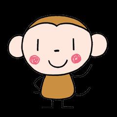 Saruta's Sticker by Chikako