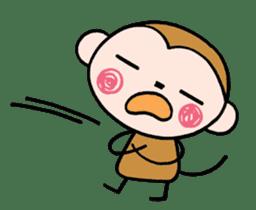 Saruta's Sticker by Chikako sticker #9544872