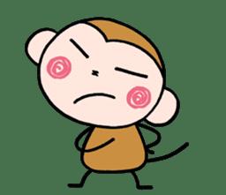 Saruta's Sticker by Chikako sticker #9544879