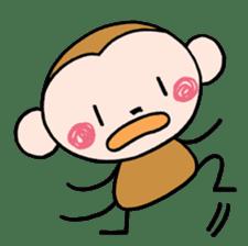 Saruta's Sticker by Chikako sticker #9544881