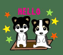 PON.de.Pomeranian3 sticker #9549908