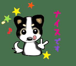 PON.de.Pomeranian3 sticker #9549909