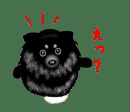 PON.de.Pomeranian3 sticker #9549934