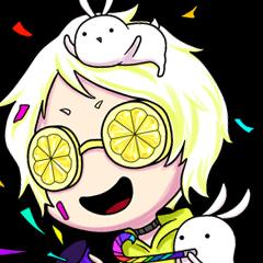 Lemon boy and Perf