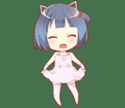 Yami & Friends Chibi sticker #9562429