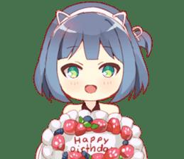 Yami & Friends Chibi sticker #9562433