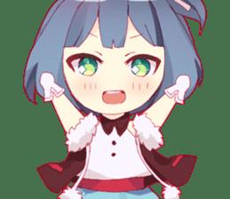 Yami & Friends Chibi sticker #9562446