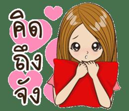 Miss Alin(v.2) sticker #9570105