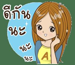 Miss Alin(v.2) sticker #9570114