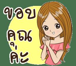 Miss Alin(v.2) sticker #9570117