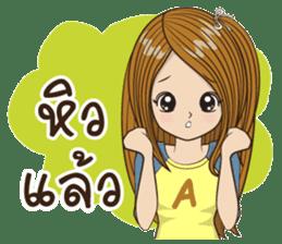 Miss Alin(v.2) sticker #9570122