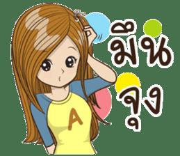 Miss Alin(v.2) sticker #9570126