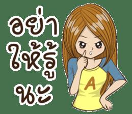 Miss Alin(v.2) sticker #9570128