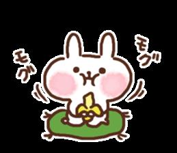 Little rabbit/onomatopoeia Ver. sticker #9572860