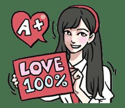 AsB - 101 Love Class / Heart Language sticker #9575811
