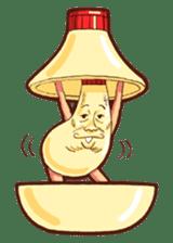 Mayonnaise Man 10 sticker #9578476