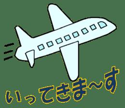 travel sticker #9581446