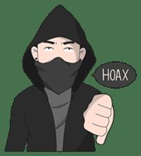 Hooligans 2 (EN) sticker #9585051
