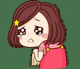 Choompoo pink 2 [Eng] sticker #9586898