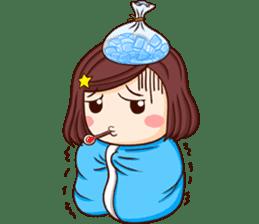 Choompoo pink 2 [Eng] sticker #9586902