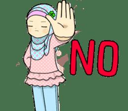 Hana cute Hijab sticker #9594080
