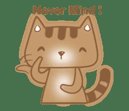 Cocoa Cat sticker #9599733