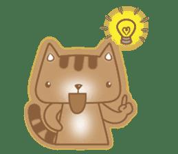 Cocoa Cat sticker #9599734