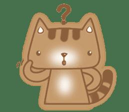 Cocoa Cat sticker #9599736