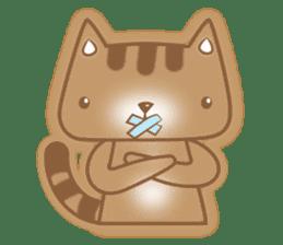 Cocoa Cat sticker #9599738