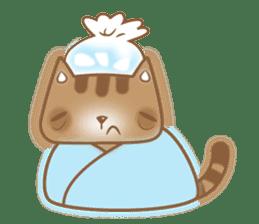 Cocoa Cat sticker #9599752