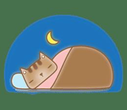 Cocoa Cat sticker #9599754