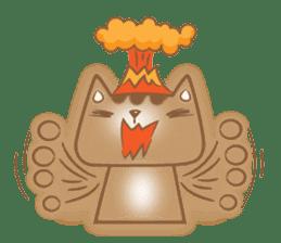 Cocoa Cat sticker #9599758