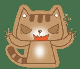 Cocoa Cat sticker #9599759