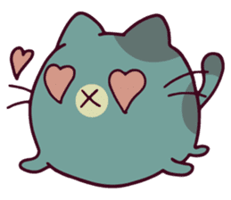 Cats with Fats sticker #9600083