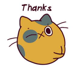 Cats with Fats sticker #9600089