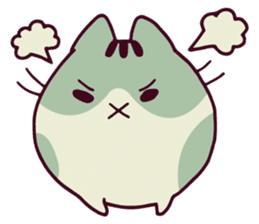Cats with Fats sticker #9600090