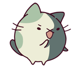 Cats with Fats sticker #9600100