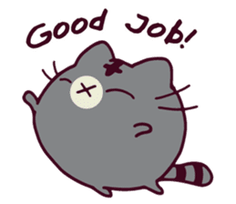 Cats with Fats sticker #9600109