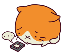 Cats with Fats sticker #9600114