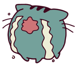 Cats with Fats sticker #9600118