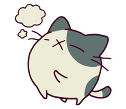 Cats with Fats sticker #9600119