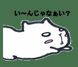 listlessly capybara sticker #9601244