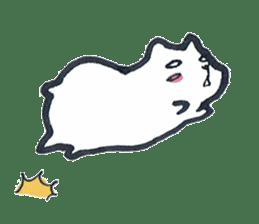 listlessly capybara sticker #9601246