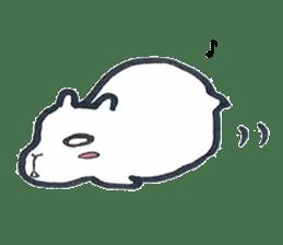 listlessly capybara sticker #9601247