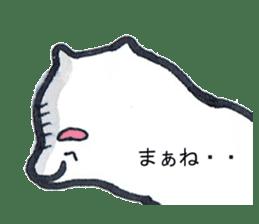 listlessly capybara sticker #9601249