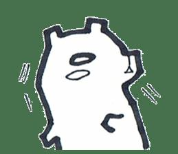 listlessly capybara sticker #9601266