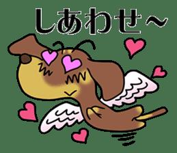 Dachshund Japan sticker #9604208