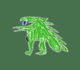 Dinosaur Life articles sticker #9604761