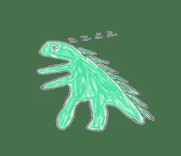 Dinosaur Life articles sticker #9604764